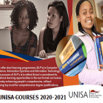 University of South Africa Courses 2020-2021